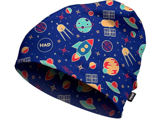 HAD Printed Fleece Accesorios para la cabeza Niños, rocket